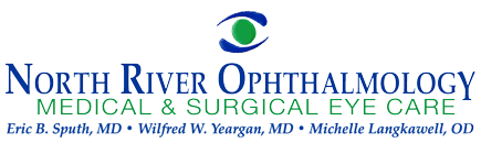 North River Ophthalmology Logo